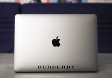 Burberry Laptop Sticker Decal