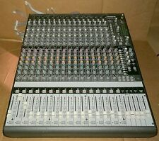 + adjust  panel for Mackie Onyx 1640 16-Channel Mixer #44501