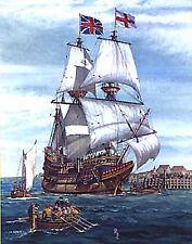 Velero Mayflower (Kit construcción Heller 80828) 1:150
