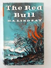 The Red Bull by H. A. Lindsay - First Edition HC/DJ