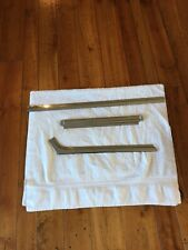 Jeep Grand Wagoneer Right Rear Passenger Side Cargo Window Trim Stainless