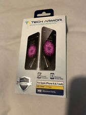 iPhone 6 Screen Protector Tech Armor High Definition HD Clear 4.7 In