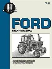 Ford Shop Manual Series 5000, 5600, 5610, 6600, 6610, 6700, 6710, 7000, 7600, 76