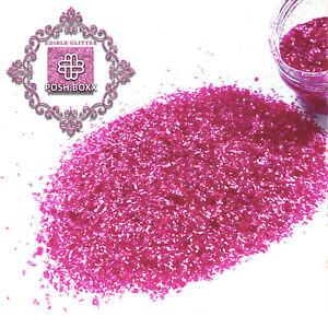 Sparkle Pink Edible Glitter - 1/4 oz - Food Product - FDA approved Kosher Vegan