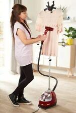 EGL Iron Pro Garment Clothing Steam Steamer Fabric Clothes Heat Brush Silk