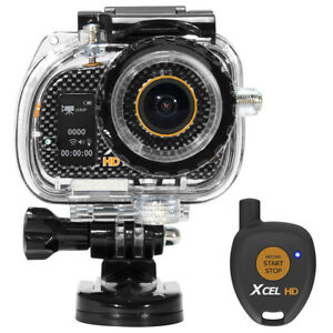 SPYPOINT XCEL HD Action Camera (Sport Edition) w/ Accessories