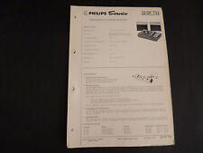 Original Service Manual Philips 22 GF 732