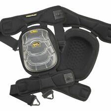 Custom Leather Craft 378 GEL-TEK Stabili-Cap Articulated Safety Kneepads