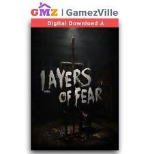 Layers of Fear Steam Key PC Game Digital Download Code [EU/US/MULTI]