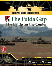 Compass Games The Fulda Gap: The Battle For The Center NISW Fast Shipping