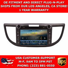 "7"" CD/DVD Bluetooth Navigation Radio for 2013 Honda CRV"
