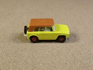 OLD VINTAGE LESNEY MATCHBOX # 18 FIELD CAR