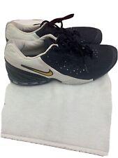 Nike Air Zoom Vapor Spee Blue White Federer 2005 Tennis Sneaker Size 10.5