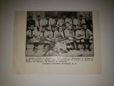 Canisius College Buffalo New York 1914 Baseball Team Picture RARE!