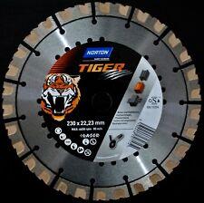 Norton Diamanttrennscheibe Tiger 230 X 22 23mm 70184601372
