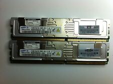 HP Memory 512MB 667MHZ PC2-5300 CL5 ECC REGISTERED DDR2 PN 398705-051 416470-001