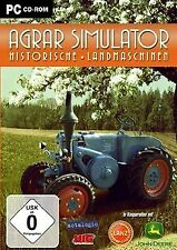 Agrar Simulator - Historische Landmaschinen von Koch Med... | Game | Zustand gut