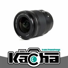 SALE Canon EF-S 10-18mm f/4.5-5.6 IS STM Lens