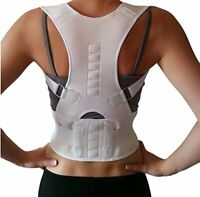 Rückenbandage Haltungskorrektur Stabilisator Rückenhalter Neopren Geradehalter