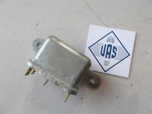 65 - 80 ROLLS ROYCE SILVER SHADOW LUCAS RELAY 6RA 5 CONTACTS UD9270 RRE12