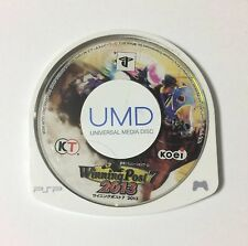USED PSP Disc Only Winning Post 7 2013 JAPAN Sony PlayStation Portable Japanese