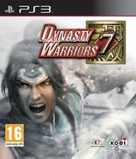Playstation 3 PS3 Spiel Dynasty Warriors VII 7 ---- 3D fähig Neu