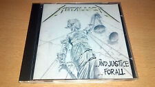 Metallica - And Justice for All ╬ Vertigo CD ╬ Eye Of The Beholder. One. NO BOOT