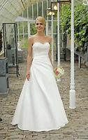 Brautkleid Hochzeitskleid Kleid für mollige Braut Babycat collection 34-56 K05