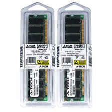 1GB KIT 2 x 512MB Dell PowerEdge 2500SC 2550 4350 4400 500SC 6400 Ram Memory