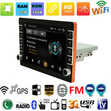 9in 1 Din Android 8.1 Quad-core Car Stereo Radio FM MP5 Player GPS Navigation