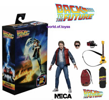 FIGURA NECA BACK TO THE FUTURE ULTIMATE MARTY MCFLY  35th Collection 18CM BOX