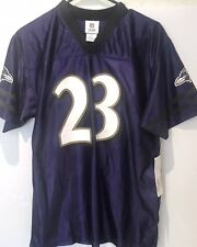 a0efca5f3 NEW NFL Team Apparel WILLIS McGAHEE Baltimore Ravens Jersey YOUTH XL (18-20)
