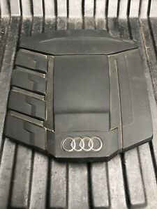 AUDI S4 A4 3.0 Petrol 260kw Engine Cover 2017