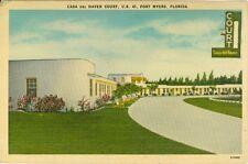 Fort Myers, FL Casa Del Haven Court on U.S.41
