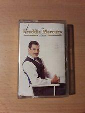 Freddie Mercury Album -  Cassette Tape