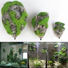 Artificial Stone Floating Rock Suspended Aquarium Decoration Fish Tank Ornaments