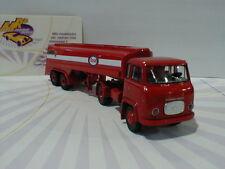 "Brekina 85164 - Scania LB 76 Tank-Sattelzug "" Esso "" in rot-weiß 1:87 NEU"