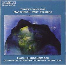 Trumpet Concertos (jarvi GOTHENBURG so Hardenberger) 7318590012086 CD