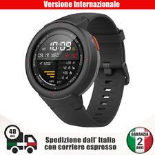3d29623d44 Xiaomi Huami Amazfit Verge Smartwatch Sport Versione Internazionale Italiano
