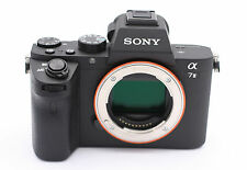 Sony Alpha A7 II 24.3mp Cámara SLR Digital - Negro (solo carcasa)