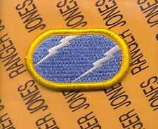 163rd MI Bn LRS Long Range Surveillance Airborne Ranger para oval patch m/e