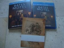 BATES MOTEL Season 1 blu-ray set + limited ARTCARDS & slipcover Freddie Highmore