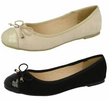 Faux Suede Casual Flats Ballerinas for Women
