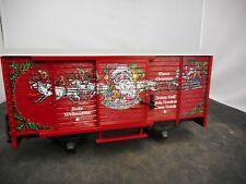 LGB #43352 Christmas Music Sound Box Car