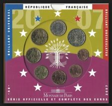 Coffret FRANCE euro BU 2007 NEUF emballé