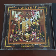TAKE THAT - NOBODY ELSE - CD 11 TRACKS - EN MUY BUEN ESTADO - BMG MUSIC
