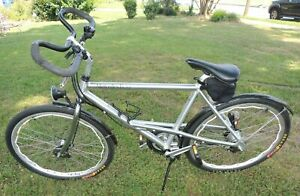 Mercedes Benz Touring City Bicycle From 1997 All Original Excellent Condition