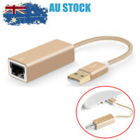 Ethernet Adapter USB 2.0 to 100Mbps Network RJ45 Lan Adapter for Mac OS. Win10