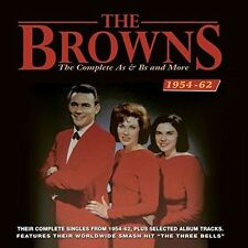 Complete as & BS and More 1954-1962 0824046316020 by Browns CD