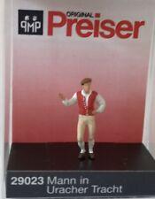 """Preiser 29023 Spur H0 Einzelfigur, """"Mann in Uracher  Tracht"""" #NEU in OVP#"""